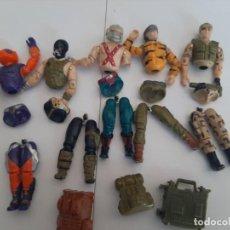 Figuras y Muñecos Gi Joe: LOTE GI-JOE ANTIGUOS. Lote 206973906