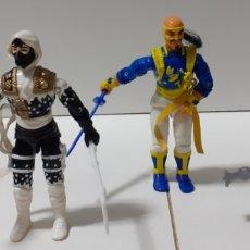 Figuras y Muñecos Gi Joe: GIJOE NINJA FORCE LOTE DE 3 FIGURAS. Lote 207186420