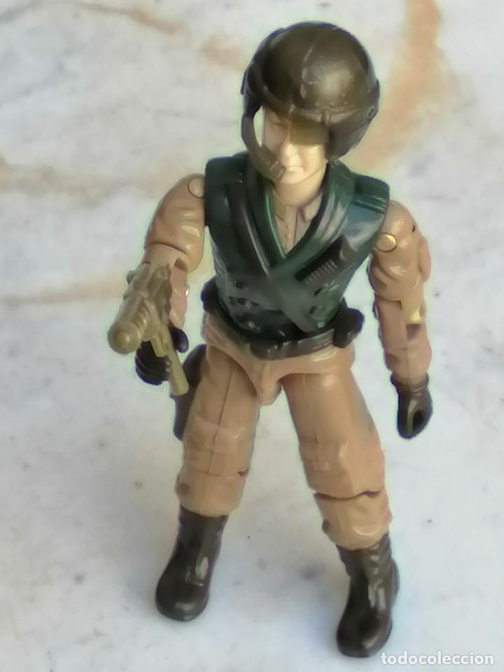 Figuras y Muñecos Gi Joe: JUEGO GIJOE GENERAL - se le añade la figura que iba con el juego (ver fotografías) - Foto 42 - 202860693