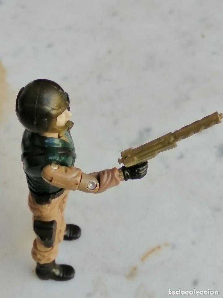 Figuras y Muñecos Gi Joe: JUEGO GIJOE GENERAL - se le añade la figura que iba con el juego (ver fotografías) - Foto 43 - 202860693