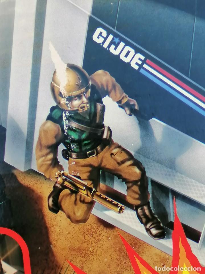 Figuras y Muñecos Gi Joe: JUEGO GIJOE GENERAL - se le añade la figura que iba con el juego (ver fotografías) - Foto 3 - 202860693