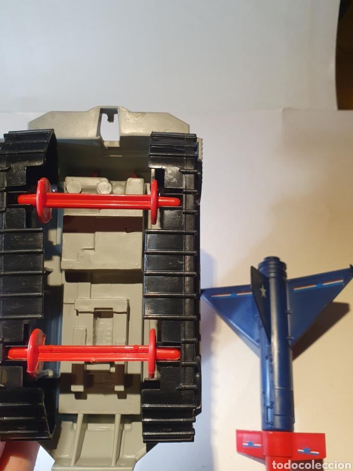 Figuras y Muñecos Gi Joe: Vehículo R.P.V Gijoe - Foto 4 - 208201060