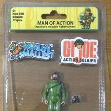 Figuras y Muñecos Gi Joe: GIJOE ACTION SOLDIER. Lote 208426281