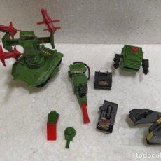Figuras y Muñecos Gi Joe: ACTION FORCE PARTES DE VEHÍCULOS Y ARMAS DE FIGURAS PALITOY DE 1984. ACTION MAN.. Lote 209386440