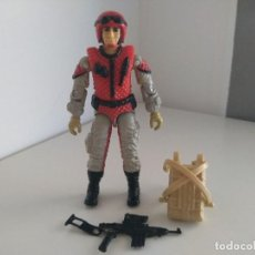 Figuras y Muñecos Gi Joe: GI JOE CRAZYLEGS (V1) 1987. ASSAULT TROOPER. HASBRO. Lote 209957493