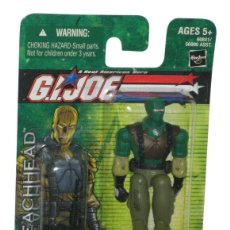 Figuras y Muñecos Gi Joe: BEACHHEAD V9 GI JOE VALOR VS VENOM HASBRO G.I.JOE 60841/56990 ASST. MOC BLISTER G.I. JOE. Lote 209962588