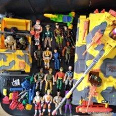 Figuras y Muñecos Gi Joe: THE CORPS DE LOS 80'S MEGA LOTE!!! CON 22 FIGURAS + VEHICULOS MUY DIFICILES + ACCESORIOS. COLECCION. Lote 210641765