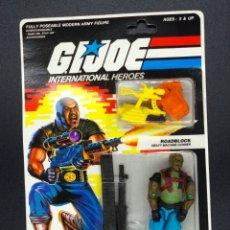 Figuras y Muñecos Gi Joe: FIGURAS GI JOE ROADBLOCK FUNSKOOL NUEVA. Lote 210980457