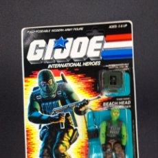 Figuras y Muñecos Gi Joe: FIGURAS GI JOE BEACH HEAD FUNSKOOL NUEVA. Lote 210980595