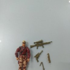 Figuras y Muñecos Gi Joe: GENERAL HAWK. Lote 211449994