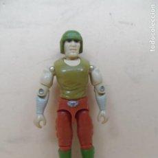Figuras y Muñecos Gi Joe: GIJOE ARMADILLO V1 (PILOTO ROLLING THUNDER) 1988 HASBRO COMPLETO. Lote 211810780