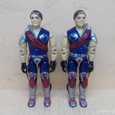 Figuras y Muñecos Gi Joe: GIJOE TOMAX & XAMOT V1 (CRINSOM GUARD) 1985 HASBRO. Lote 211851213