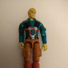 Figuras y Muñecos Gi Joe: DOWNTOWN (V1) MORTAR MAN GI JOE HASBRO G.I.JOE SERIE 8 G.I. JOE 1989. Lote 211899642