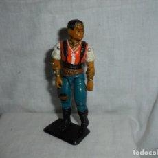 Figuras y Muñecos Gi Joe: GIJOE RED DOG V1 .SABUESO .SGT. SLAUGHTER'S RENEGADES 1987 HASBRO CON MOCHILA PEANA NO INCLUIDA. Lote 212863647