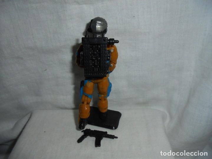 Figuras y Muñecos Gi Joe: GIJOE FRAG VIPER COBRA GRENADE THROWER HASBRO 1989 PEANA NO INCLUIDA LO QUE SE VE EN LAS FOTOS - Foto 4 - 212868918