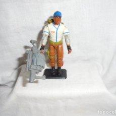 Figuras e Bonecos GI Joe: GIJOE HARDBALL MULTI SHOT GRENADIER HASBRO 1988 PEANA NO INCLUIDA. Lote 212928118