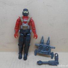 Figuras y Muñecos Gi Joe: GIJOE ASTRO VIPER V1 1988 HASBRO. Lote 213050983