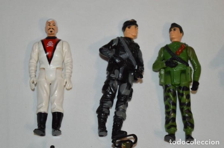 Figuras y Muñecos Gi Joe: Lote de FIGURAS / PALITOY similares/parecidas G.I. Joe - Años 80 ¡MIra fotos/detalles! - Foto 2 - 215897228