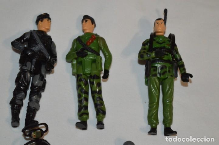 Figuras y Muñecos Gi Joe: Lote de FIGURAS / PALITOY similares/parecidas G.I. Joe - Años 80 ¡MIra fotos/detalles! - Foto 3 - 215897228