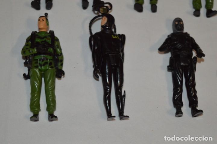 Figuras y Muñecos Gi Joe: Lote de FIGURAS / PALITOY similares/parecidas G.I. Joe - Años 80 ¡MIra fotos/detalles! - Foto 4 - 215897228