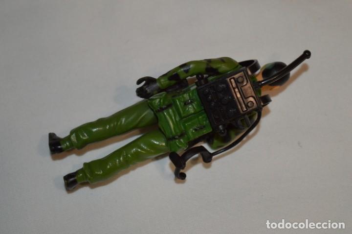 Figuras y Muñecos Gi Joe: Lote de FIGURAS / PALITOY similares/parecidas G.I. Joe - Años 80 ¡MIra fotos/detalles! - Foto 15 - 215897228