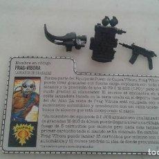 Figuras e Bonecos GI Joe: GI JOE FRAC-VIBORA. Lote 216355051