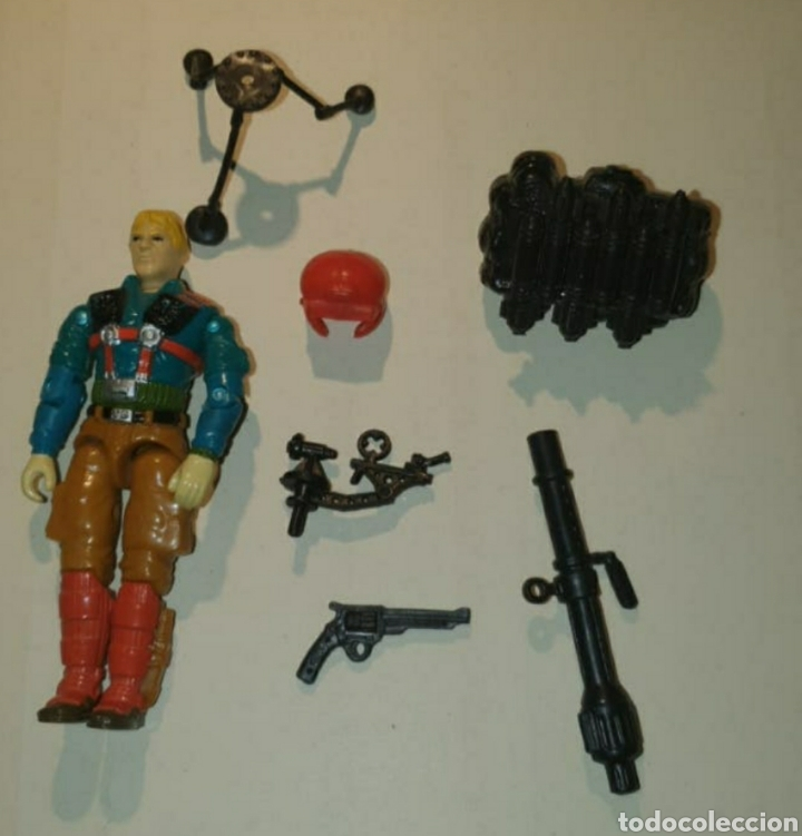Figuras y Muñecos Gi Joe: GIJOE DOWNTOWN (V1) 1989 - Foto 2 - 216452086