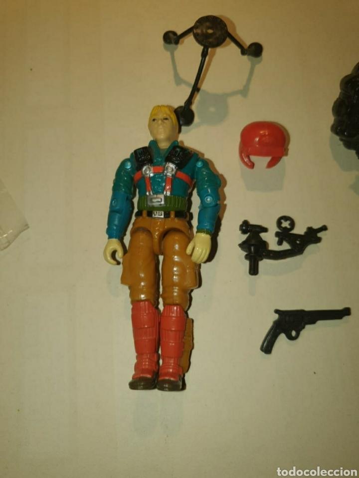 GIJOE DOWNTOWN (V1) 1989 (Juguetes - Figuras de Acción - GI Joe)