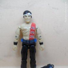 Figuras y Muñecos Gi Joe: GIJOE QUICK KICK V1 (KUNG FU) 1985 HASBRO. Lote 217453342