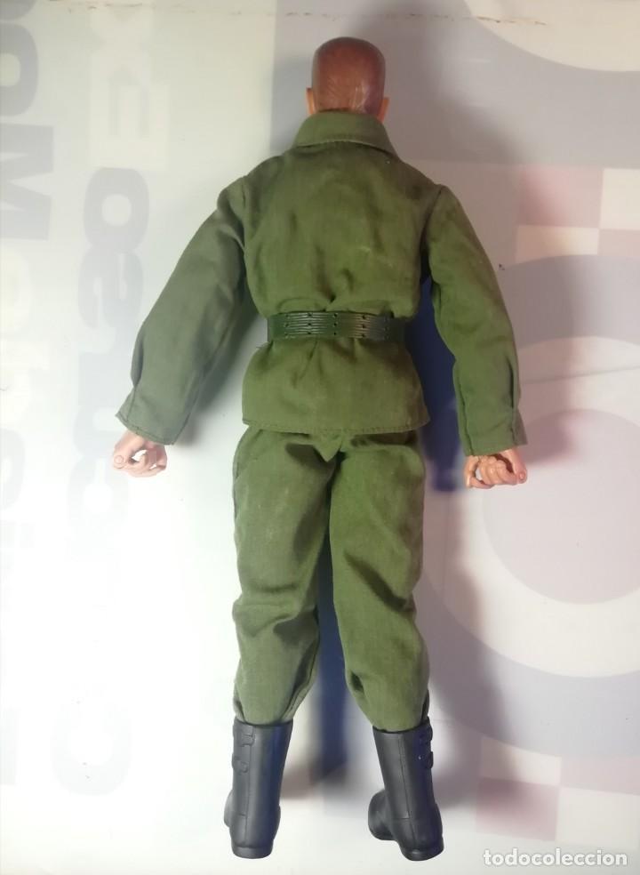Figuras y Muñecos Gi Joe: GI JOE CON UNIFORME (HASBRO 1996) ESCALA 1/6. - Foto 2 - 217655553