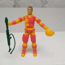 Figuras y Muñecos Gi Joe: GI JOE BLOWTORCH (V1) 1984 - FLAMETHROWER - GIJOE COBRA HASBRO. Lote 219109997