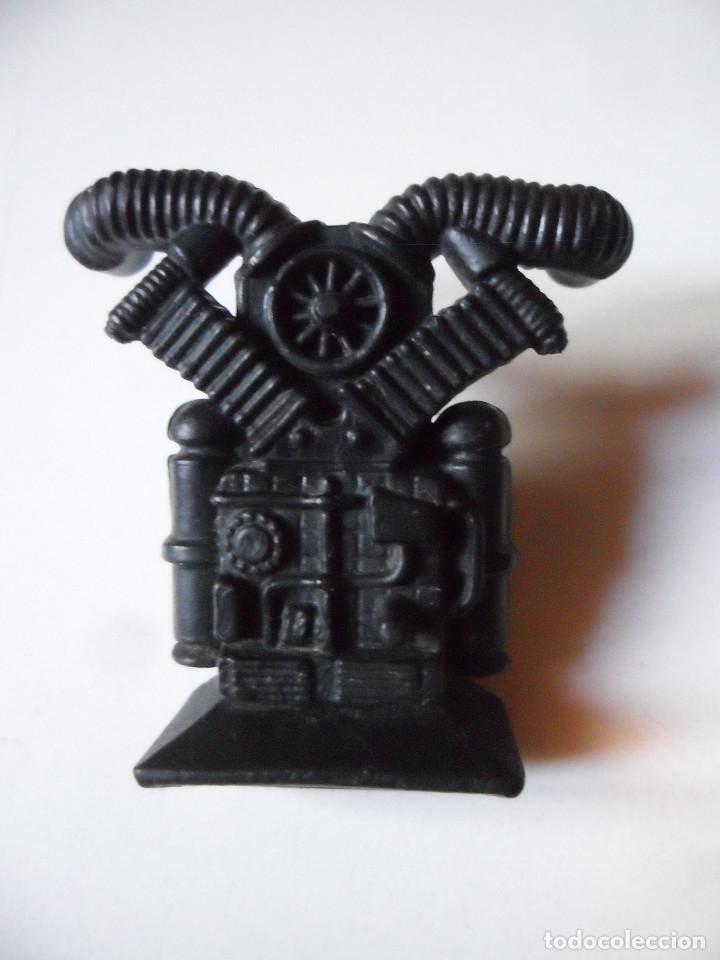 GI JOE TOXO VIPER (V1) BACKPACK HASBRO 1988 (Juguetes - Figuras de Acción - GI Joe)