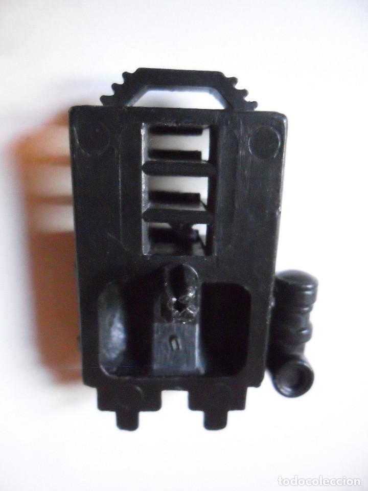 Figuras y Muñecos Gi Joe: GI JOE TECHNO VIPER (v1) BACKPACK HASBRO 1987 - Foto 2 - 219306276