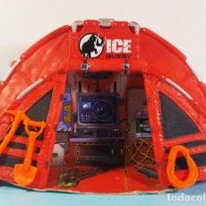 Figuras y Muñecos Gi Joe: ICE QUEST WILD ARTIC POLAR MISSION TIENDA DE CAMPAÑA CHAP MEI 20 X 13 X 6 CM, ACCESORIO MUY RARO. Lote 219891026