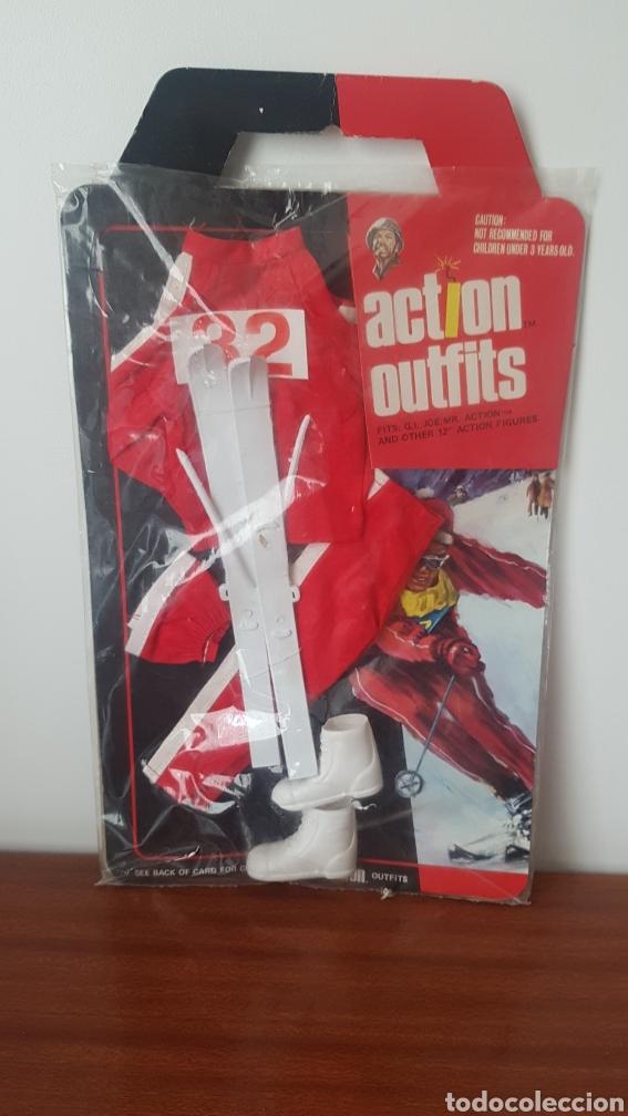 ACTION OUTFITS PARA GI JOE (Juguetes - Figuras de Acción - GI Joe)