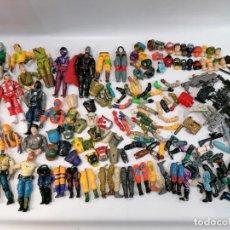 Figuras y Muñecos Gi Joe: LOTAZO GI JOE PARA REPARAR O CUSTOM CON UN MONTÓN DE ACCESORIOS Y UN DESTRO. Lote 220266897