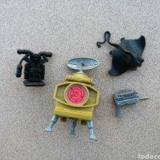 Figuras y Muñecos Gi Joe: ACCESORIOS DE GIJOE. TOXO VIPER. TOXO-VIPER RADAR ANTENA ARMA BLASTER COBRA HIDRO VIPER V. 1. Lote 221365217