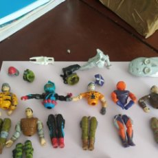 Figuras y Muñecos Gi Joe: LOTE GI JOE AÑOS 80. Lote 221541563