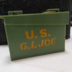 Figuras y Muñecos Gi Joe: G.I. JOE ACTION MAN TEAM GEYPERMAN EN ESPAÑA CAJA DE MUNICIÓN CON DEFECTO RARA HASBRO AÑO 60/70 PTOY. Lote 221755105