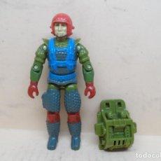 Figuras y Muñecos Gi Joe: GIJOE FAST DRAW V1 (RELÁMPAGO) 1987 HASBRO. Lote 222139826