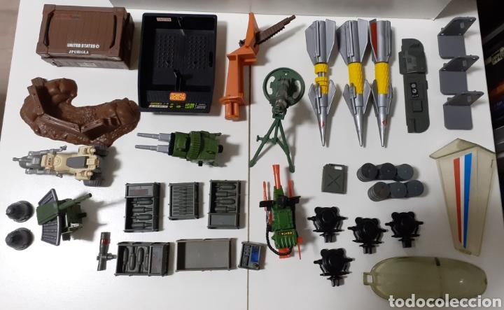 Figuras y Muñecos Gi Joe: Gijoe lote missiles,despiece y catalogos Gi joe Hasbro - Foto 3 - 222158918