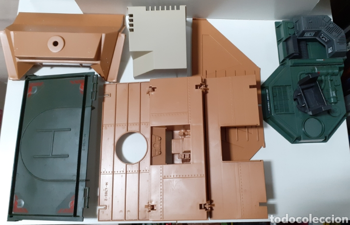 Figuras y Muñecos Gi Joe: Gijoe lote missiles,despiece y catalogos Gi joe Hasbro - Foto 5 - 222158918