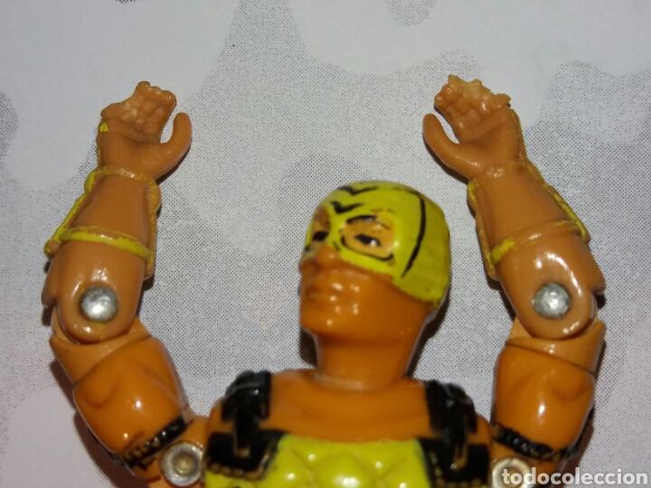 Figuras y Muñecos Gi Joe: Figura GiJoe Ninja Force TJBANG v1 s11 1992 con katana. GI JOE COBRA NINJAS - Foto 3 - 234432475