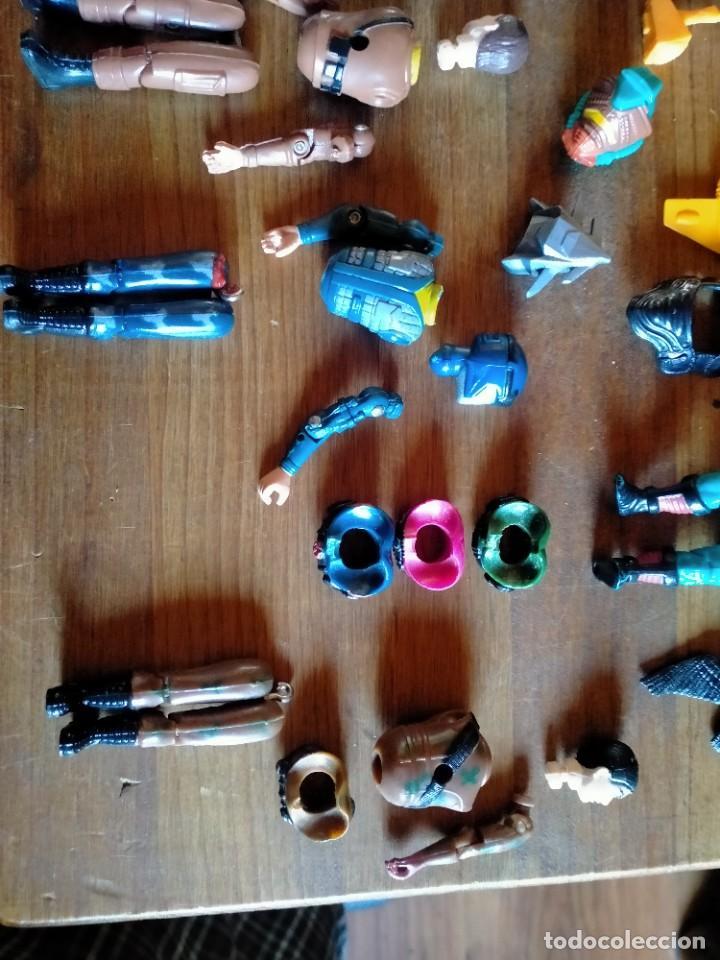 Figuras y Muñecos Gi Joe: LOTE DE PIEZAS GIJOE VER FOTOS GI JOE ESTADO REGULAR - Foto 4 - 226007295