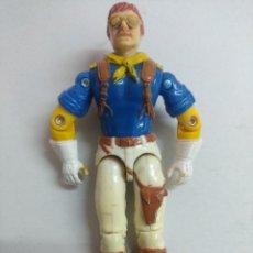 Figuras y Muñecos Gi Joe: GIJOE WILD BILL LOOSE/FIGURA GI JOE DE HASBRO/STREET FIGHTER II.. Lote 227156431