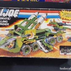 Figuras y Muñecos Gi Joe: G.I JOE ROLLING THUNDER CON CAJA Y ARMADILLO - 99% COMPLETO ¡¡MIRAR FOTOS!!. Lote 228366025