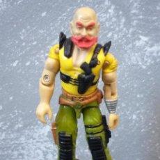 Figuras y Muñecos Gi Joe: FIGURA DE ACCION SERIE GIJOE GI JOE TAURUS VINTAGE AÑOS 90. Lote 228639995