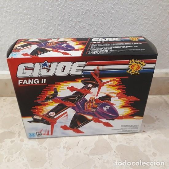 G.I.JOE FANG II (HASBRO 1989) ¡NUEVO! (Juguetes - Figuras de Acción - GI Joe)