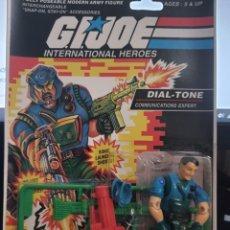 Figuras y Muñecos Gi Joe: DIAL-TONE EXPERTO COMUNICACIONES GIJOE. NUEVA ORIGINAL. G.I.JOE. Lote 233050560