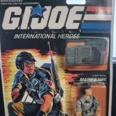 Figuras y Muñecos Gi Joe: MAINFRAME ESPECIALISTA COMUNICACIONES GIJOE ORIGINAL. G.I. JOE. Lote 233050605